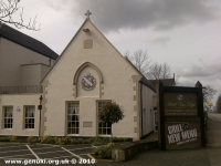 Southgate House Chapel (now Van Dyk Hotel), Clowne (91k)
