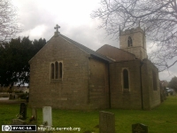 St John the Baptist's Church, Clowne (3) (104k)