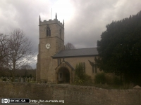 St John the Baptist's Church, Clowne (2) (85k)