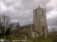 St John the Baptist's Church, Clowne (1) (83k)
