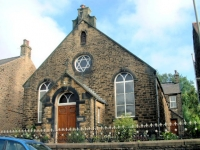 Chinley Methodist Church (Turnpike Chapel), Chinley (62k)