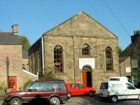 "Primitive Methodist Chapel (""Bethel""), Chapel en le Frith (76k)"