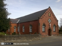 Calow United Reformed Church, Calow (1) (107k)