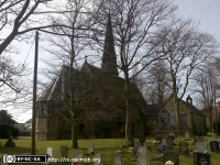 St Peter's Church, Calow (3) (195k)