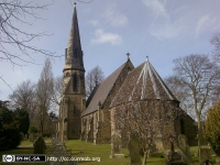 St Peter's Church, Calow (2) (143k)
