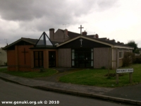 United Reformed Church, Carr Vale, Bolsover (59k)