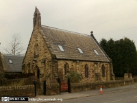 St Peter's Church (Chapel of Ease of Staveley), Woodthorpe, Staveley (1) (109k)