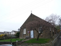 Hugh Bourne Primitive Methodist Chapel, Hayfield (1) (53k)