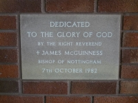 Our Lady of Lourdes Catholic Church, Mickleover (5) (66k)