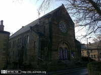 Dronfield United Reformed Church (formerly Salem Chapel), Dronfield (1) (132k)