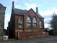 Wesleyan Methodist Chapel, Denby (77k)