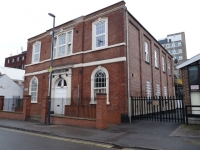United Methodist Chapel (now 'Padley House'), Derby (67k)