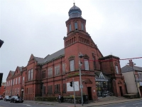 New Life Church Derby (formerly Congregational Chapel), Derby (77k)