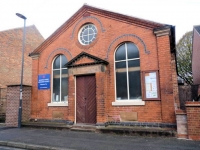 Mansfield Street Methodist Church, Chester Green, Derby (102k)