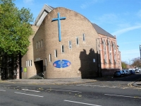 Queen's Hall Methodist Mission, Derby (1) (119k)
