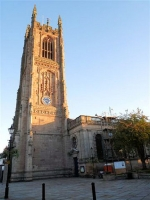 All Saints Church (Cathedral), Derby (1) (61k)