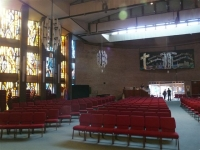 St Alkmund's Church (20thC), Derby (3) (65k)