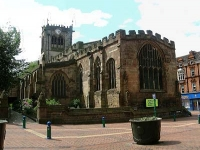 St Peter's Church, Derby (2) (36k)