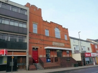 Salvation Army Citadel (Derby Central Corps), Derby (83k)
