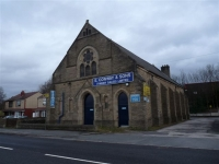Brookfield Independent (later Congregational) Chapel, Dinting, Glossop (46k)