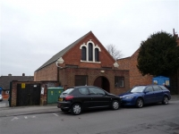 Littleover Baptist Church, Littleover, Derby (1) (45k)