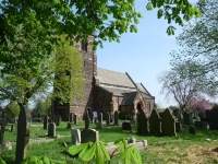 St Michael & All Angels Church, Alvaston (110k)