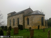 St Peter's Church, Elmton (3) (96k)