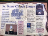 St Peter's Church, Elmton (4) (158k)