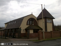 St Alban's Church (Chapel of Ease of Staveley), Poolsbrook, Staveley (83k)