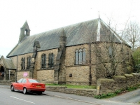 St James the Less's Church, New Mills (68k)