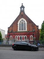 St Christopher's Church, Normanton, Derby (71k)