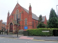 Dairy House Road Methodist Chapel, Normanton, Derby (96k)