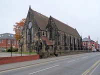 St James the Greater's Church, Normanton, Derby (1) (73k)