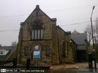 Killamarsh Congregational (now 'New Hope Community Church'), Killamarsh (105k)