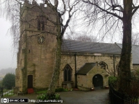 St Giles's Church, Killamarsh (1) (156k)