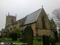 St Giles's Church, Killamarsh (2) (105k)
