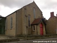 Hill Top Chapel (now Bolsover Assembly Rooms), Bolsover (89k)