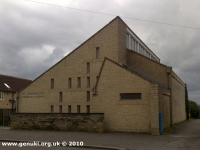 St Bernadette's Church (RC), Bolsover (78k)