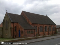St Andrew's Church, Barrow Hill, Staveley (2) (86k)
