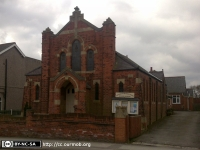 Barlborough Methodist Chapel, Barlborough (83k)