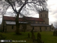 St James the Greater's Church, Barlborough (2) (134k)