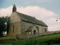 All Saints Church, Ballidon (1) (68k)