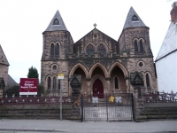Belper Baptist Church, Belper (63k)