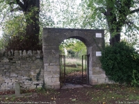 Congregational Chapel Cemetery, Forest Green, Nailsworth (1) (137k)