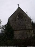 St Bartholomew's Church, Newington Bagpath (4) (65k)
