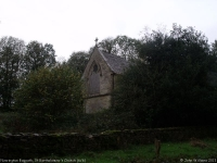 St Bartholomew's Church, Newington Bagpath (6) (75k)
