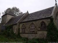 St Bartholomew's Church, Newington Bagpath (1) (88k)