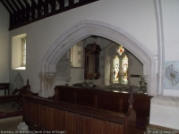St Andrew's Church, Miserden (3) (59k)