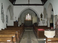 St Andrew's Church, Miserden (2) (74k)