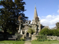 St Peter's Church, Rodmarton (1) (119k)